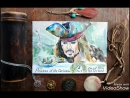 Pirates of the Caribbean Dead Men Tell No Tales draw by @tomorrowart805