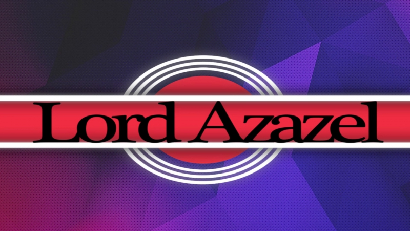 New Intro for channel Lord Azazel