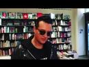 22 Jyrki 69 Linnankivi The 69 Eyes talks about his book Kulkurin Valssi 08 02 2017