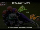 Pietari Valkyries vs Crocodiles hightlight 13 8 2017 21 40