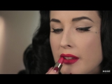 Dita Von Teese Lip Service - About Face