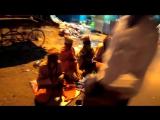 Индия. Тируваннамалай. Священный обход Аруначалы на полнолуние