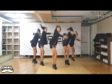 Korea Dance Team Chanel - Daddy (Psy) Cover Dance