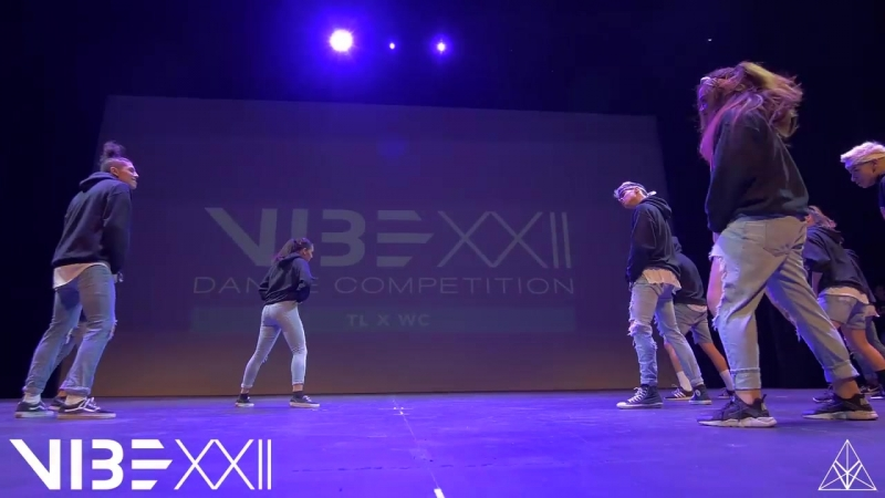 TLxWC - VIBE XXII 2017 [@VIBRVNCY Front Row 4K] vibedancecomp