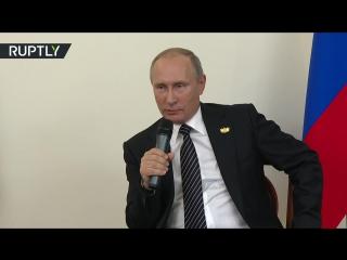 Путин на слова Байдена о кибератаке: Впервые на таком высоком уровне США признают, что они этим занимаются
