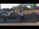 Житель Астрахани с ножом кидался на полицейских