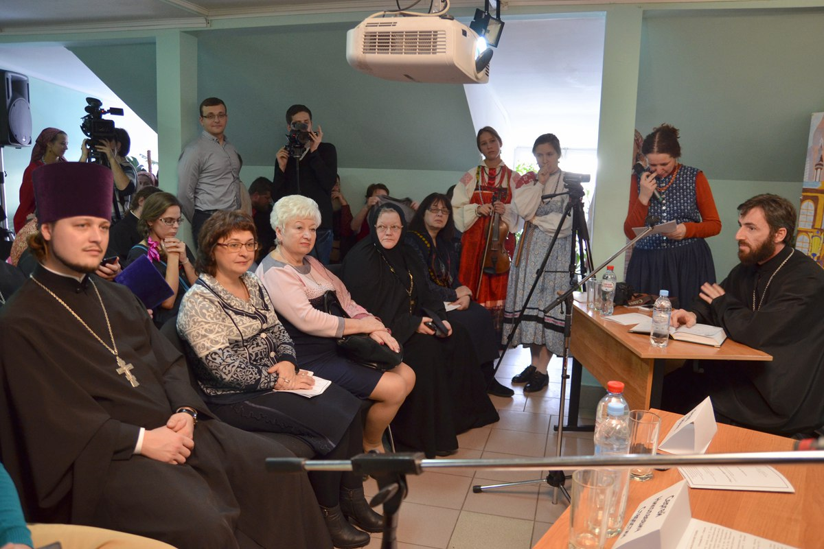 Круглый стол «Православие и традиционная культура: пути взаимодействия»
