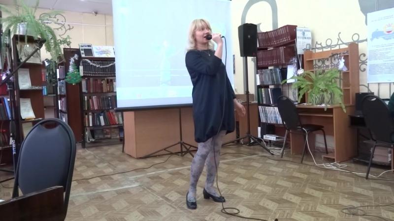 Казаковцева Юлия «La seine» из м\ф Монстр в Париже