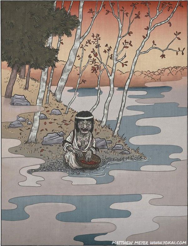 Адзукі баба (Azuki babā)