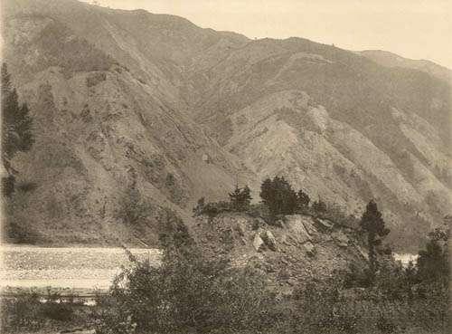 XXІ. Зсув в долині Нео