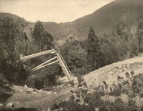 XVІІІ. Міст в долині Нео