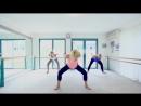 Sandra Hanna - Lots of Leg Workout Intermediate | Калланетика для ног