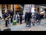Ска-панк коцеррт на улице в Бильбао_2