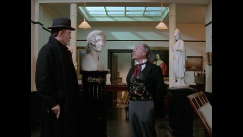 Возвращение Шерлока Холмса.Шесть Наполеонов(Англия.Детектив.1986)