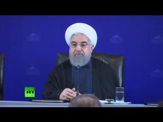 Президенты России, Ирана и Азербайджана подводят итоги переговоров