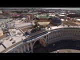 Best of St Petersburg Aerial FPV Drone flights/ Полеты над Санкт-Петербургом и Петергофом