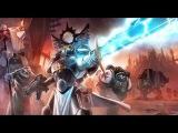 Warhammer 40,000 Black Templars Tribute  E Nomine - Heilig