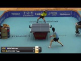 Jun Mizutani Vs Tiago Apolonia ITTF World Tour