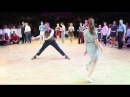 Swing Dancing Boogie Woogie to Chuck berry - Johnny Be Good