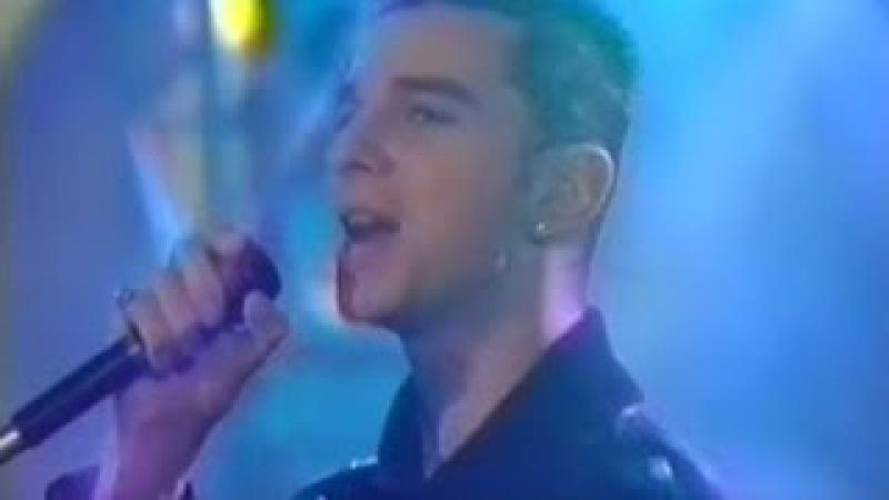 Depeche Mode - Strange Love Never Let Me Down Again [HD 50FPS]