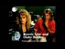 Bonnie Tyler and Dieter Bohlen in Studio Interview (RTL LOWEN 1993) HD REVAMPED UPCONVERTED