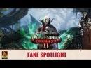 Divinity: Original Sin 2 - Spotlight: Origin Stories - Fane