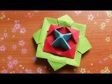 ПРИКОЛЬНЫЕ Поделки Для Детей. Оригами Игрушка Антистресс ВОЛЧОК. Сделай САМ и Играй