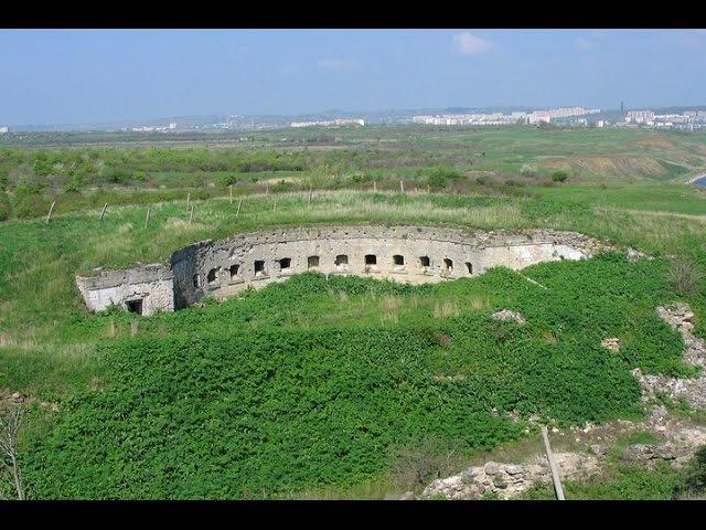 Крым 2017 Потайная крепость в керченском проливе Керченский мост из крепости-неви...