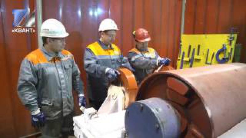 Горняки «ЕВРАЗа» приняли участие в международной выставке «Уголь России и Майнинг»