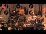 Би-2 и Настя Полева Мой рок-н-ролл (акустика Квартирник у Маргулиса)