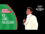 k.d. lang performs Hallelujah - Vancouver 2010 Olympics Opening Ceremony Music Monday