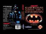 SEGA Genesis Music Batman (Sunsoft) - Full Original Soundtrack OST