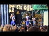 Легальный Бизне$$ live part 0102 @ 03.09.1999, Adidas Streetball Challenge