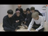 RUS SUB Реакция BTS на Blood, Sweat &amp Tears