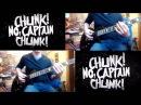 Chunk! No, Captain chunk! - Captain blood (guitar cover)