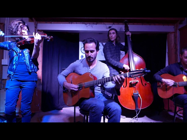Gonzalo Bergara - HungariaUna Primavera Equivocada Nov @ Steves Live Music - Tue Jan192016