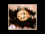 decoupage Christmas ornament DIY ideas decorations craft tutorial
