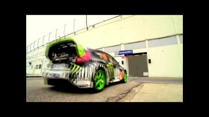 Alphaville - Dance with Me. Disco Drift race Ken Block super drive mix