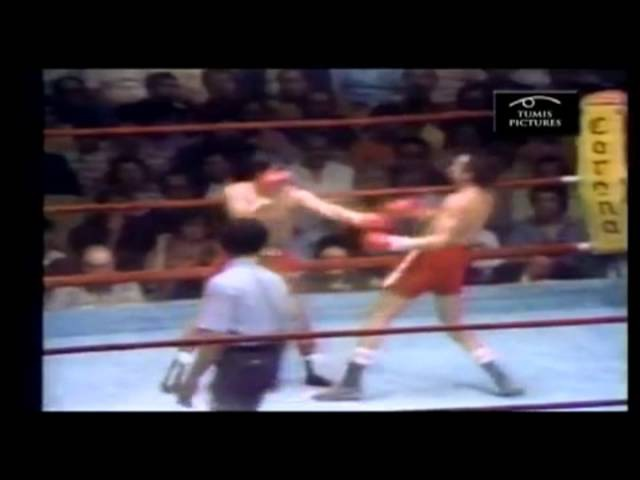 Mexico- CARLOS ZARATE vs. ALFONSO ZAMORA