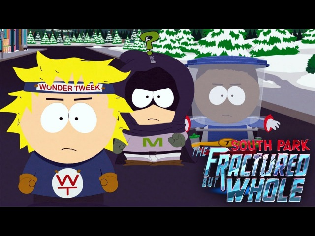СЕРЬЁЗНЫЕ РАЗБОРКИ ► South Park: The Fractured But Whole 5
