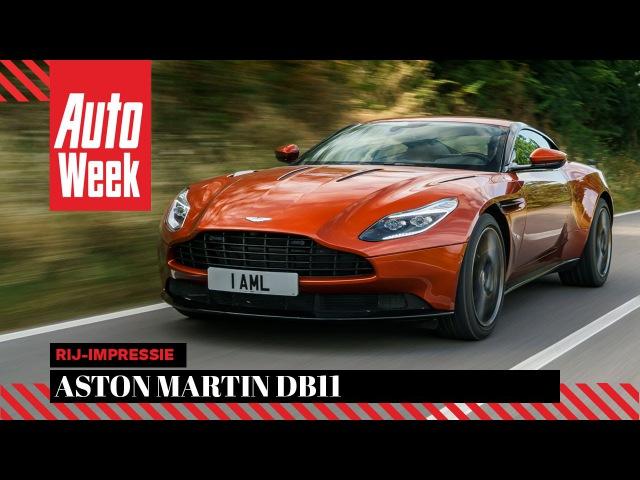 Aston Martin DB11 - AutoWeek Review - English Subtitles