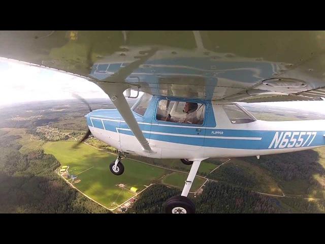 Cessna 152, Flight training
