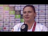 Interview Larisa CERIC (BIH) Winner +78 Zagreb Grand Prix 16