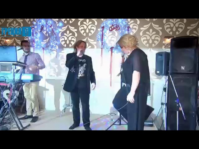 Новогодний концерт А. Хлопкова (Маленький принц) в ресторане Golden 5 осень хит