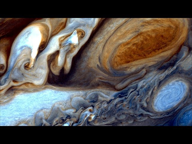 More Beautiful Images Of Jupiter Taken By The Juno Spacecraft.