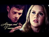 Klaus and Rebekah || Always and Forever