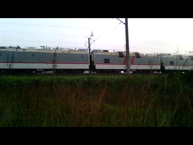 Электровоз 3ЭС5К-089