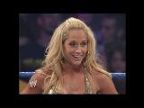 Torrie Wilson vs Michelle McCool vs Victoria vs Kristal Summer Bikini Contest SmackDown 08.24.2007