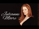 Julianne Moore Time Lapse Filmography Through the years Before and Now