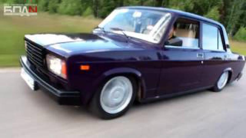 Low Classic ВАЗ 2107 (Пацанский ВАЗ|БПАН®©™)